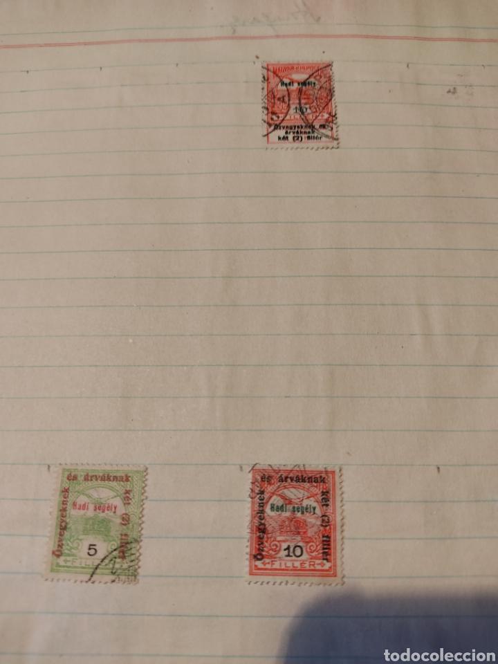 Sellos: Lote de sellos de Hungría periodo antiguo, mas de 130 - Foto 6 - 243524155