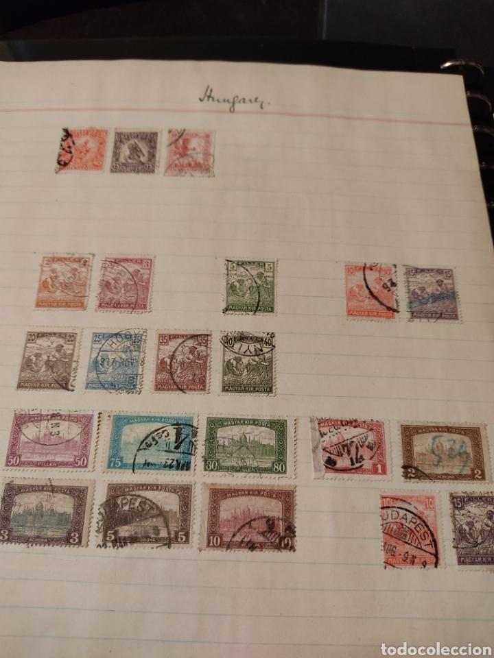 Sellos: Lote de sellos de Hungría periodo antiguo, mas de 130 - Foto 7 - 243524155