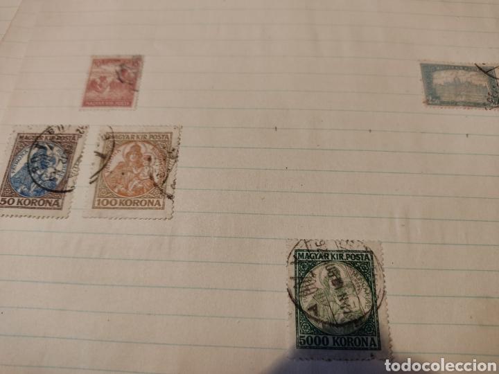 Sellos: Lote de sellos de Hungría periodo antiguo, mas de 130 - Foto 10 - 243524155