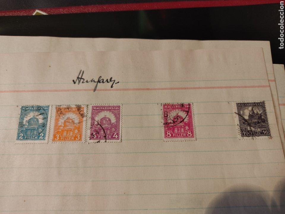 Sellos: Lote de sellos de Hungría periodo antiguo, mas de 130 - Foto 13 - 243524155