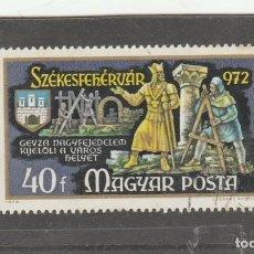 Sellos: HUNGRIA 1972 . YVERT NRO. 2248 - USADO. Lote 245116325