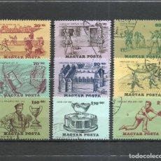 Selos: HUNGRIA - 1965 - MICHEL 2127/2135 - USADO. Lote 246903285