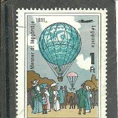 Sellos: HUNGRIA 1983 . YVERT NRO. PA 450 - USADO. Lote 254754715