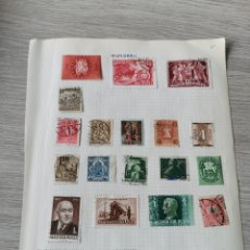 Sellos: HUNGRIA STAMPS. Lote 260485300