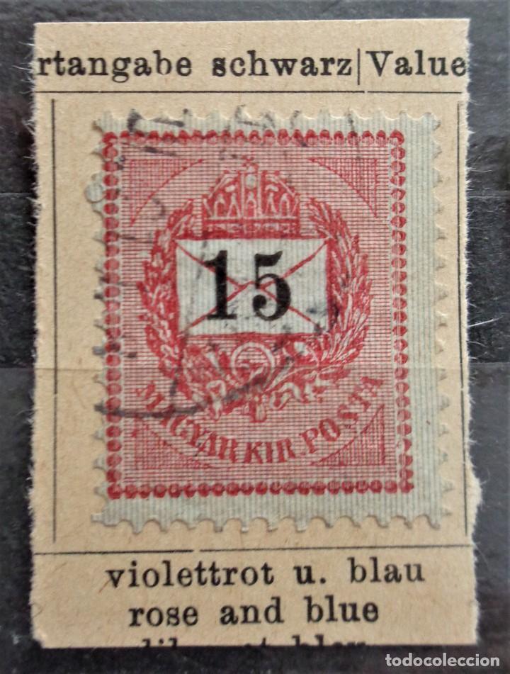HUNGRIA (Sellos - Extranjero - Europa - Hungría)