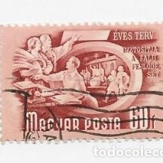 Sellos: SELLOS DE HUNGRIA. Lote 269014714