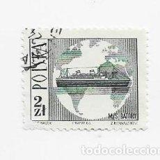 Sellos: SELLOS DE POLONIA. Lote 269014759