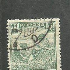 Sellos: HUNGRIA 1920 . YVERT NRO. 295 - USADO-. Lote 269317238