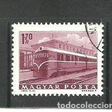 Sellos: HUNGRIA 1963 . YVERT NRO. 1567 - USADO-. Lote 269317818