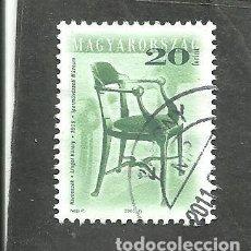 Sellos: HUNGRIA 2001 . YVERT NRO. 3814 - USADO-. Lote 269317968
