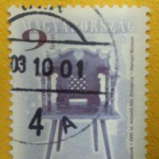 Sellos: HUNGRIA 2000. MI:HU 4606,. Lote 277085848