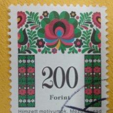 Sellos: HUNGRIA 1998. MI:HU 4518,. Lote 277087088