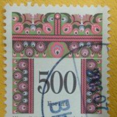 Sellos: HUNGRIA 1996. MI:HU 4410,. Lote 277087638
