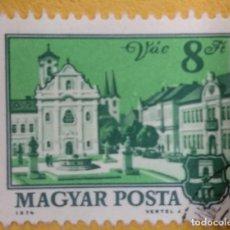 Sellos: HUNGRIA 1974. MI:HU 3001A,. Lote 277088263