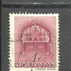 Sellos: HUNGRIA 1939 - YVERT NRO. 524 - USADO. Lote 278537373