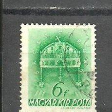 Sellos: HUNGRIA 1939 - YVERT NRO. 528- USADO -. Lote 278537618