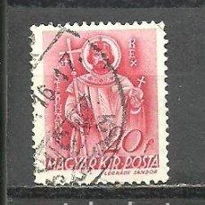 Sellos: HUNGRIA 1939 - YVERT NRO. 531- USADO -. Lote 278537788