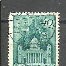 Sellos: HUNGRIA 1939 - YVERT NRO. 535- USADO -. Lote 278537888