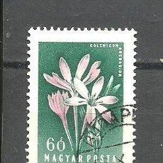 Sellos: HUNGRIA 1958 - YVERT NRO. 1252 - USADO. Lote 295377433