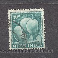 INDIA, (Sellos - Extranjero - Asia - India)