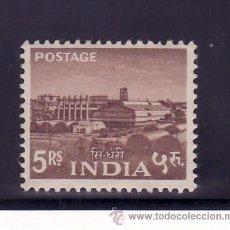 Sellos: INDIA 65 CON CHARNELA, FABRICA, . Lote 25248629
