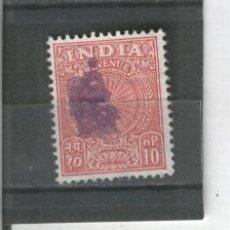 Sellos: INDIA SELLOS ANTIGUOS.. Lote 35395348