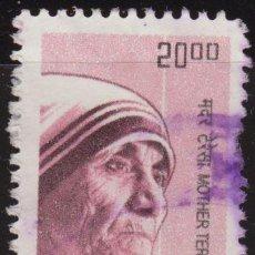 India 2009 Scott 2540 Sello º Madre Teresa de Calcuta India Stamps Timbre Inde Briefmarke Indien
