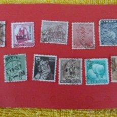 Sellos: 10 SELLOS DE INDIA. Lote 41395430
