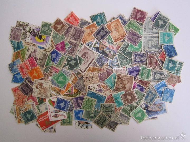 339 SELLOS USADOS INDIA (Sellos - Extranjero - Asia - India)