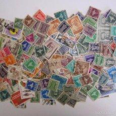 Sellos: 287 SELLOS USADOS INDIA. Lote 58732360