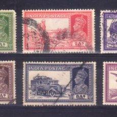 Sellos: COLECCION DE SELLOS - INDIA BRITANICA - USADOS. Lote 96923191