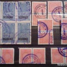 Sellos - sellos fiscales India - 96642407