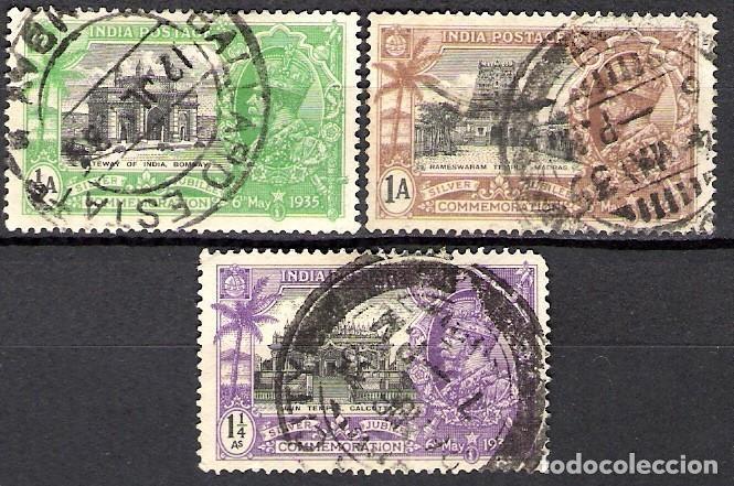 INDIA 1935 - USADO (Sellos - Extranjero - Asia - India)