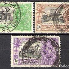 Sellos: INDIA 1935 - USADO. Lote 98997903