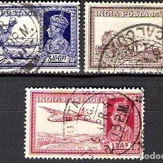 Sellos: INDIA 1937 - USADO. Lote 98997963
