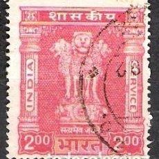 Sellos: INDIA 1976 - USADO. Lote 98998383