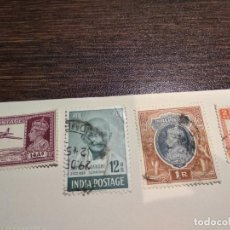 Sellos: INDIA 1935-1948. Lote 140356122