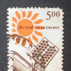 Sellos: 1988 INDIA ENERGÍA SOLAR. Lote 141801734