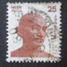 Sellos: 1978 INDIA MAHATMA GANDHI. Lote 141804862