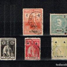 Sellos: SELLOS MACAU - REPUBLICA PORTUGUESA. Lote 142291974