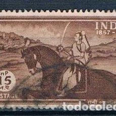 Sellos: INDIA 1957 YVES 84. Lote 152235342