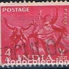 Sellos: INDIA 1955 YVES 60. Lote 152354502