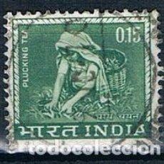 Sellos: INDIA 1965 YVES 163. Lote 152354942