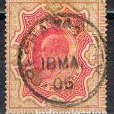 Sellos: INDIA Nº 69, EL REY EDUARDO VII, USADO (AÑO 1903). Lote 176850175