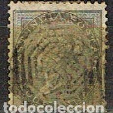 Sellos: INDIA Nº 15, LA REINA VICTORIA, USADO (AÑO 1856). Lote 176851072
