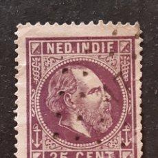 Sellos: INDIA HOLANDESA, YVERT 12AA. Lote 194137072