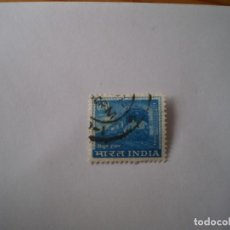 Sellos: INDIA 0,10 LECTRIC LOCOMOTIVE. Lote 197951727