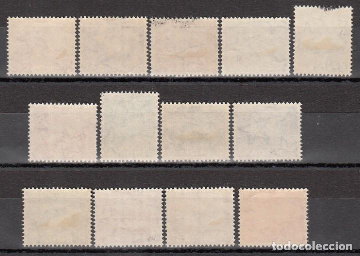 Sellos: INDIA, 1955 YVERT Nº 54 / 66 /*/ - Foto 2 - 203401741