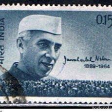 Timbres: INDIA // YVERT 174 // 1964 ... USADO. Lote 205444530