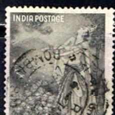 Timbres: INDIA // YVERT 117 // 1960 ... USADO. Lote 205551723